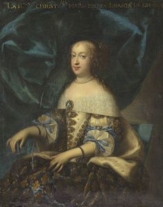 470px-Portrait_of_Marie_Thérèse_of_Austria,_wife_of_Louis_XIV_attributed_to_Charles_Beaubrun