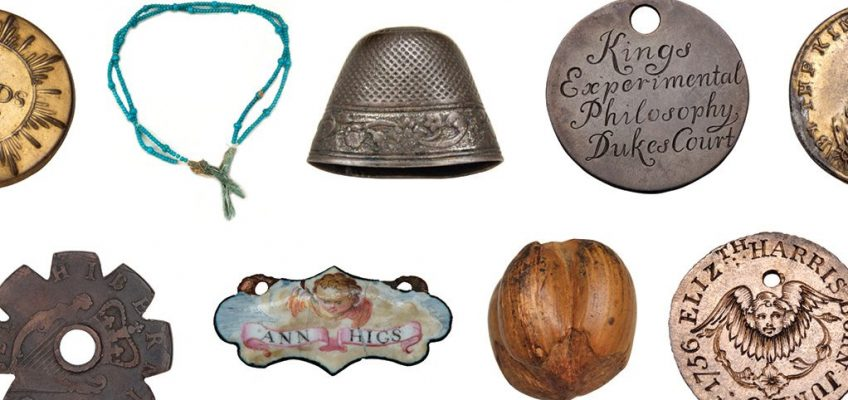 tokens foundling museum